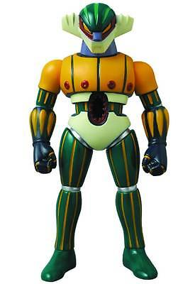 Dynamic Heroes Koutetsu Jeeg Sofubi 10 inch Figure Previews Exclusive NEW SEALED