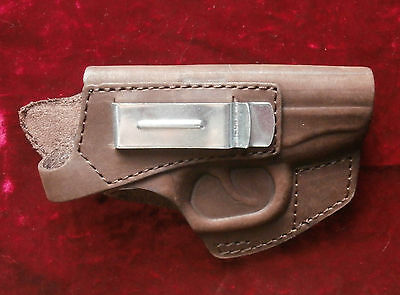 "The Russian Holster zone ""PK-7"" for ""PM"" Makarov pistol (brown)"
