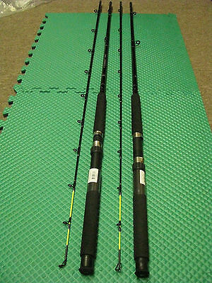 Okuma Trolling Rods Cpdr 86Ct Chartreuse 2-Pack