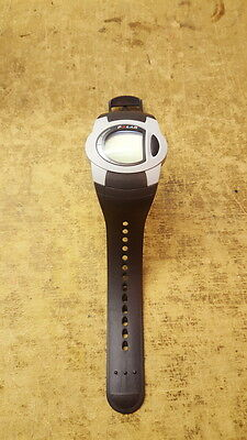 Polar F1+ Heart Rate Monitor Wrist Watch (Requires New Battery)