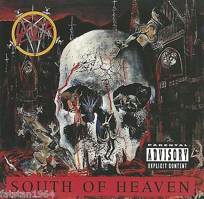 SLAYER South of Heaven (1988) CD American
