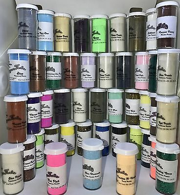 EMBOSSING POWDER 0.6 ounce bottle ~Powders~Scrapbooking~Stamping~Glitter