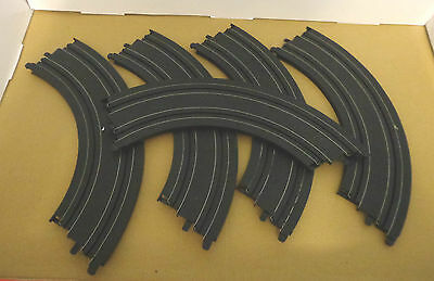 Micro Scalextric 5 Long Curves L7555