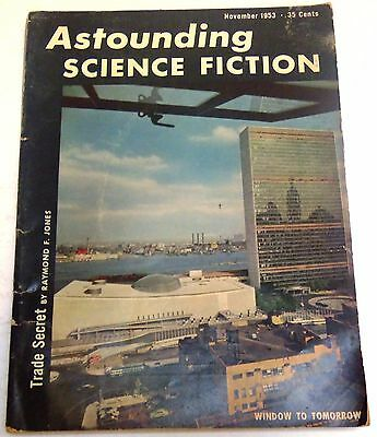 Astounding Science Fiction – US Digest – November 1953 – Vol.52 No.3 - Jones