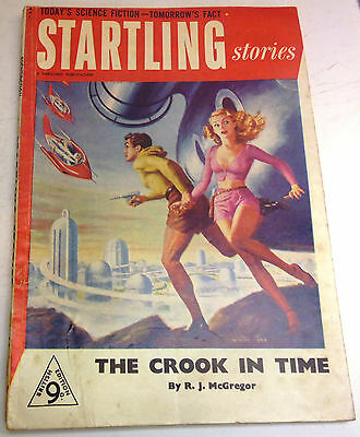 Startling Stories - British Edition Pulp - No. 11 - Feb.1953 - McGregor, de Camp