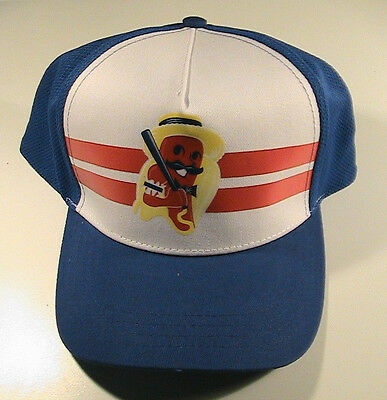 Brooklyn Cyclones (Coney Island Franks) Hat 2016 New-Never Worn New York Mets