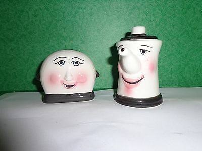toaster and coffee pot Salt and Pepper Shakers