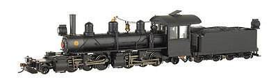 On30 Bachmann Spectrum 2-6-6-2 Steam Locomotive w/ DCC - unlettered/undecorated