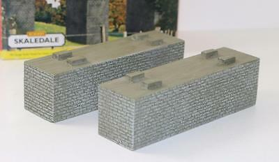 "OO 1:76 Hornby Skaledale Viaduct Extension Pillars R8612 ""Used""  FNQHobbys SK043"