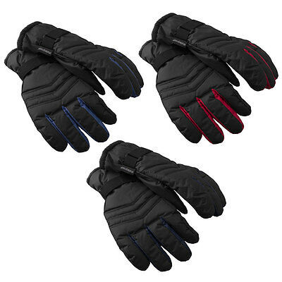 Unisex Ski Gloves ProClimate Mens Womens Ladies Waterproof Snow Sports Accessory