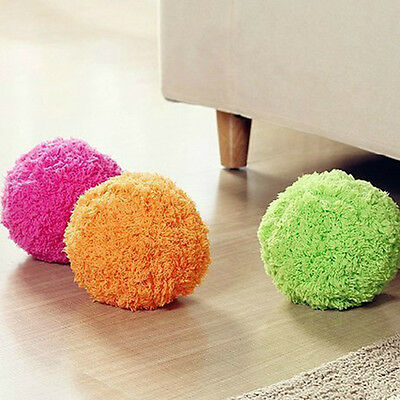 Small Microfiber Mop Ball Automatic Rolling Vacuum Cleaner Robot Floor Sweeper