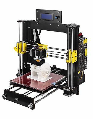 2017 Upgraded Full Quality High Precision Reprap Prusa i3 DIY 3d Printer ABS/PLA