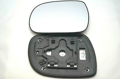 LEXUS RX 400h 2003-2008 CLIP ON WING MIRROR GLASS HEATED LEFT HAND SIDE
