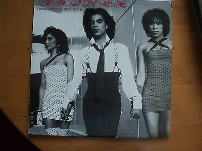 2 x Prince,I wanna be your lover Miss B., 3 er lp & Picture Dolp