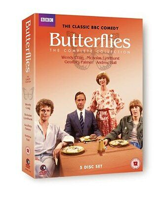 Butterflies: The Complete Series (1983) [New DVD]