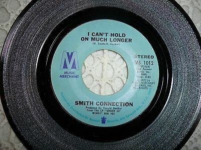 Original Northern Soul.Smith Connection.I cant hold on much longer. Hear