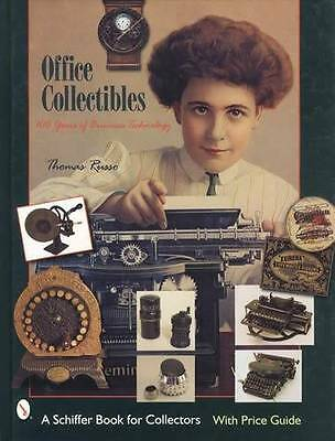 Antique Office Collectibles Collector ID Guide inc Typewriters Cash Register Etc