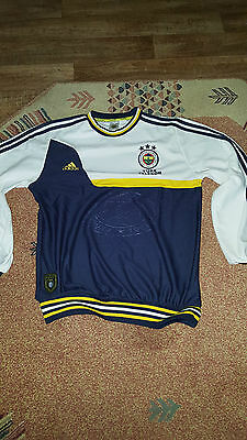 Fenerbahce Pullover Top Zustand