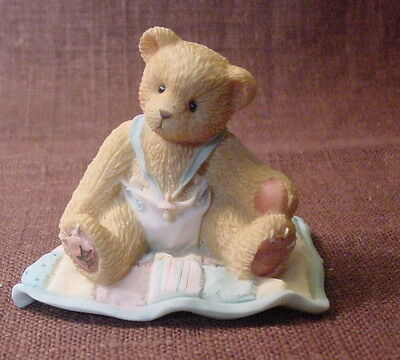 Cherished Teddies A GIFT TO BEHOLD Figurine w/Box