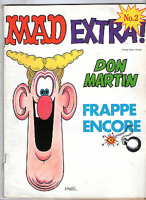 MAD EXTRA n°2 ¤ DON MARTIN FRAPPE ENCORE