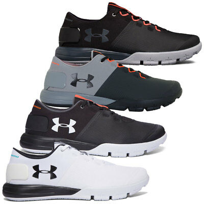 Under Armour 2017 Mens Charged Ultimate 2.0 Trainers Gym Sports Training Shoes