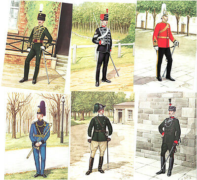 Royal and Imperial Yeomanry military uniforms (Pre WW1 to date Bryan Fosten)