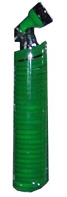 Orbit Green 25' Coiled Garden Hose with Spray Nozzle - Coil Water Hose - 27862