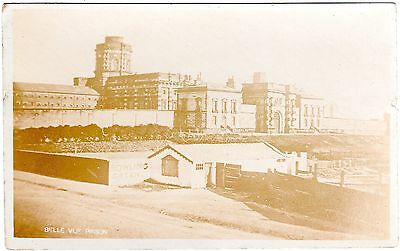 Rare Animated Real Photo Belle Vue Prison And Bowling Green-Manchester