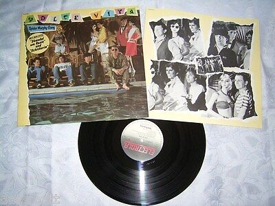 LP - Spider Murphy Gang / Dolce Vita - OIS 1981 - cleaned
