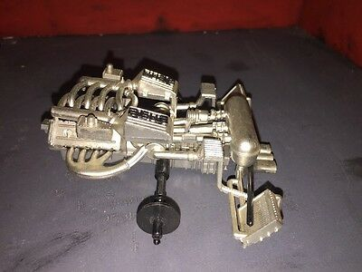 1:18 Super Car Engine, Gearbox And Rear Diff For Diorama Garage 1/18 Scale.