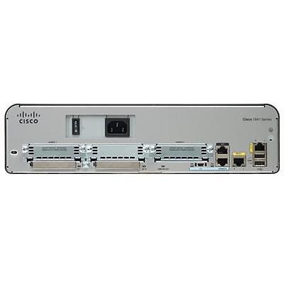 Cisco 1941 Integrated Services Router - Router - Ethern # CISCO1941/K9