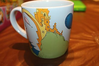 Dr. Seuss Oh The Places You'll Go  Vandor Coffee Mug Cup