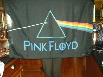 Pink Floyd Dark Side of The Moon 1997 Large Wall Hanging Scarf