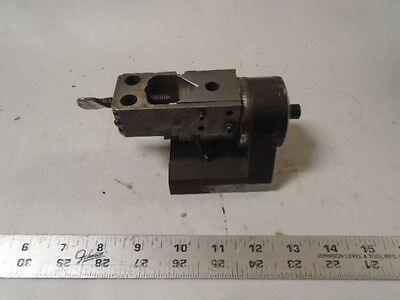 MACHINIST TOOL LATHE MILL Machinist Adjustable V Block Fixture for Grinding