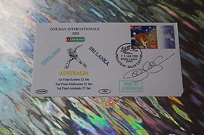 Paul Collingwood MBE (England - Durham) Signed 1st Day Cover