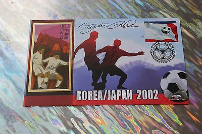 Martin Keown (England - Arsenal) Signed 1st Day Cover