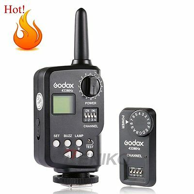 Godox FT-16S Wireless Power Control Flash Trigger for V860C V850 Speedlite