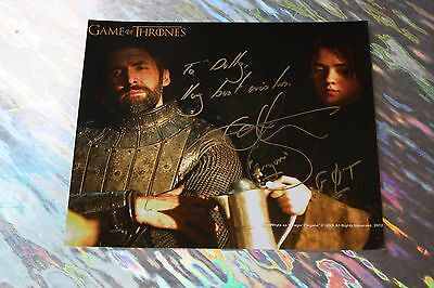 Ian Whyte (Game of Thrones) Signed Cast Card