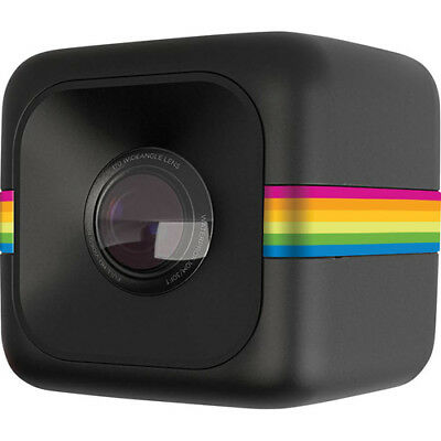 Polaroid Cube Action Lifestyle Camera - Black   ( Polc3bk )