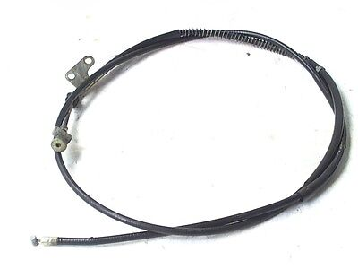 2004 Jinan QingQi QM50QT-B2 Chinese Scooter Rear Brake Cable 70 Inches over all