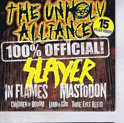 Slayer / In Flames / Mastodon -  Metal Hammer Cd Mhr159 2006