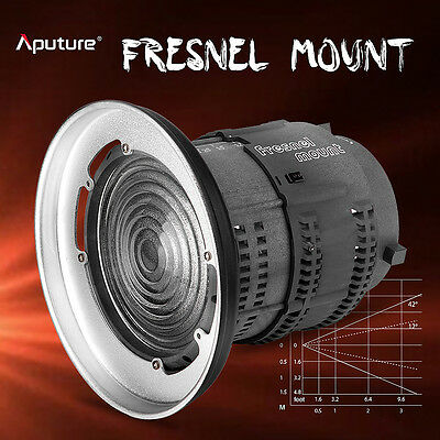 Aputure Fresnel mount Shape Light for LS C120 series Bowen-S Mount Light