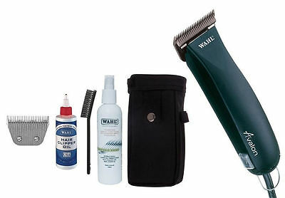 WAHL AVALON HORSE clipper professional portable hygienic horse clipper kit