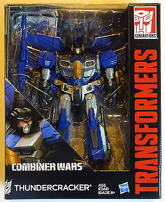 HASBRO® B1800 Transformers Generations Combiner Wars Leader Class Thundercracker