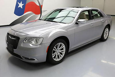 2016 Chrysler 300 Series  2016 CHRYSLER 300 C CLIMATE LEATHER PANO ROOF NAV 28K #147575 Texas Direct Auto