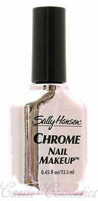 Metallic Finish - Sally Hansen Chrome Nail Polish - Rose Pearl Chrome #42
