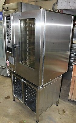 Henny Penny Gas Combi Steamer Steam Oven MCG10 with Stand