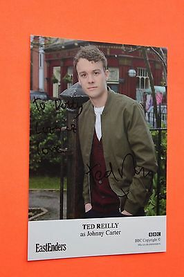 Ted Reilly (Eastenders) Signed Cast Card