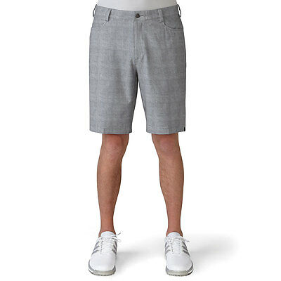 Adidas Golf 2016 Mens Ultimate Chino Shorts Water Resistant Performance