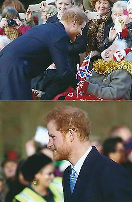 2 Photographs of Prince Harry of Wales